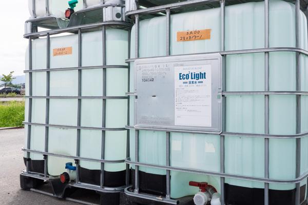 AdBlue®と同等成分なのに安い尿素水(Eco2Light:エコツーライト)