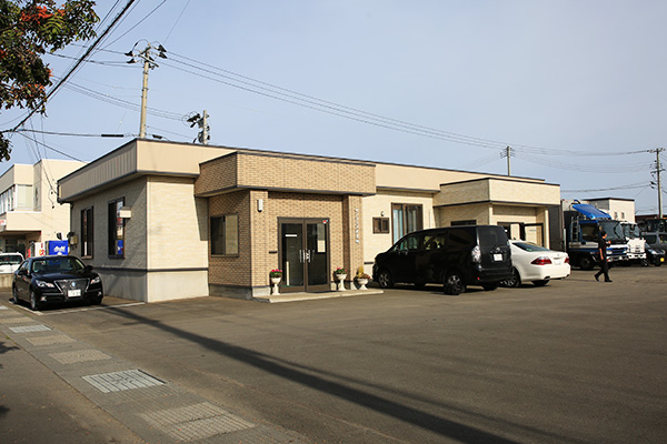 サンライズ産業株式会社 本社営業所(青森県弘前市)