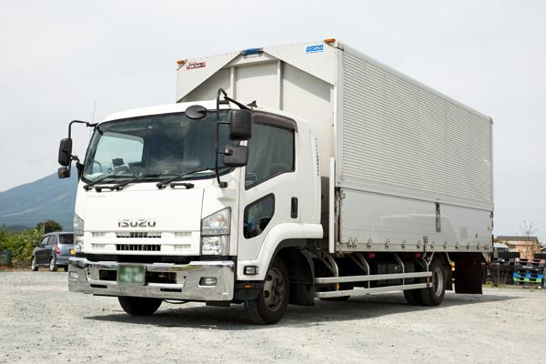東北~関東圏の運送・配送はサンライズ産業(青森県弘前市)へ