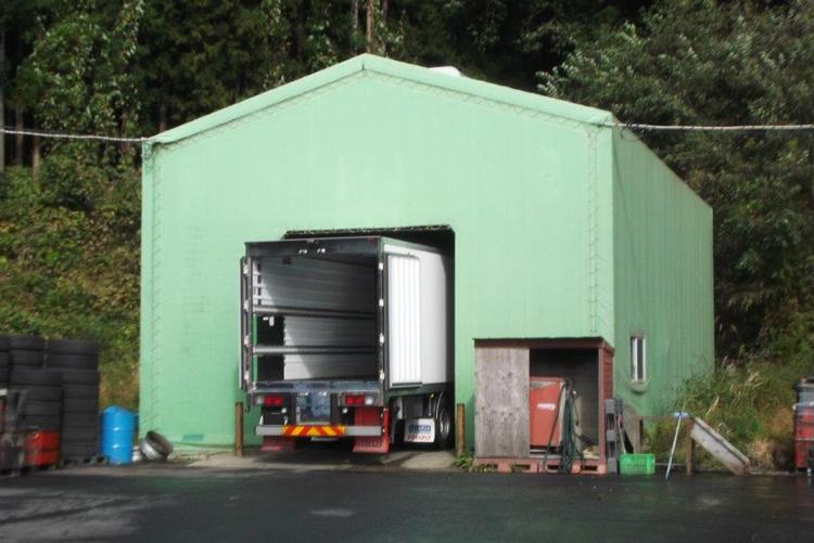 青森県八戸市サンライズ産業自動車整備工場
