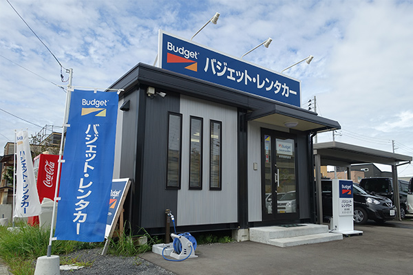 バジェット・レンタカー新青森駅前店