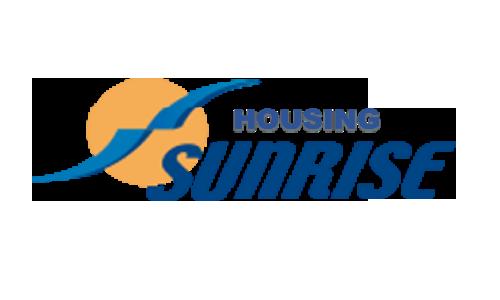 サンライズ建設株式会社ロゴ